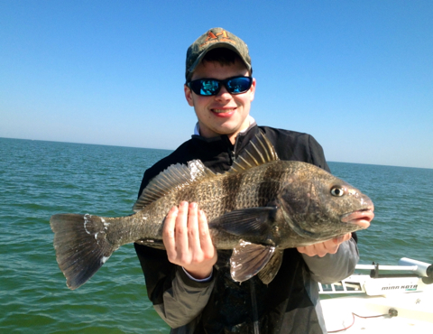3-11 sea island nearshore fishing