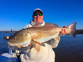 January 2016 st simons island fishing report for St simons island fishing report