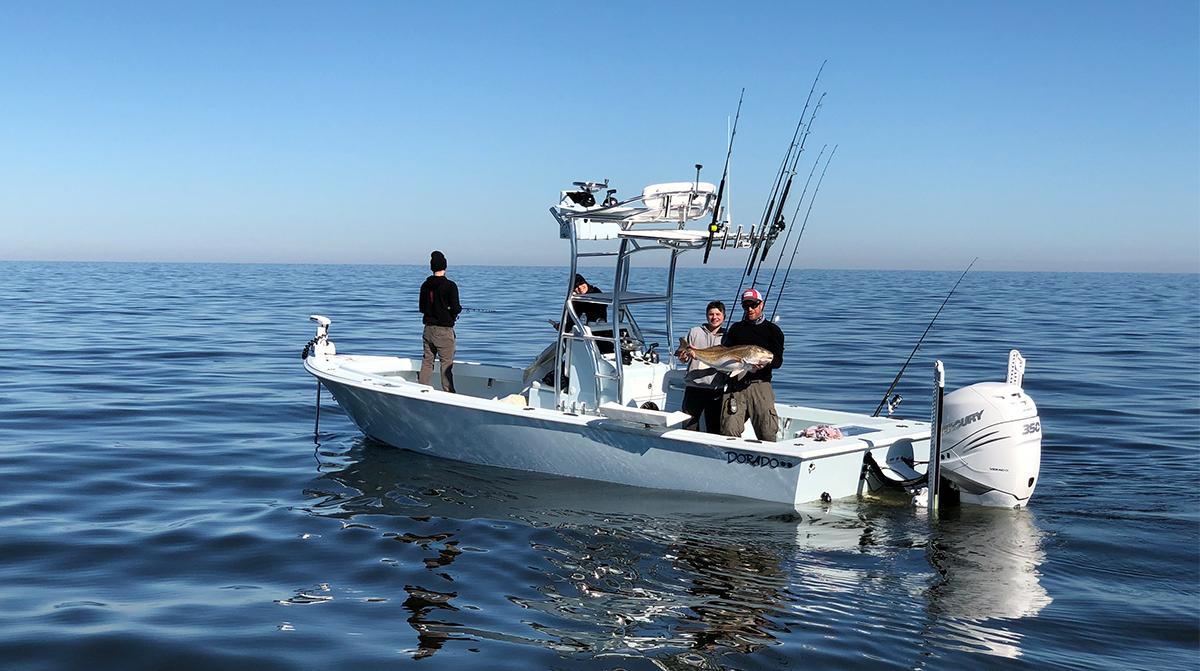 charters Coastal Georgia fishing