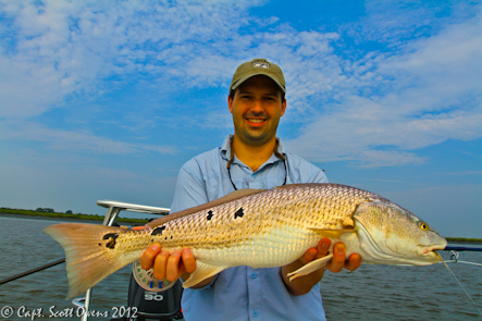 Fly Fishing Jekyll Island Guide