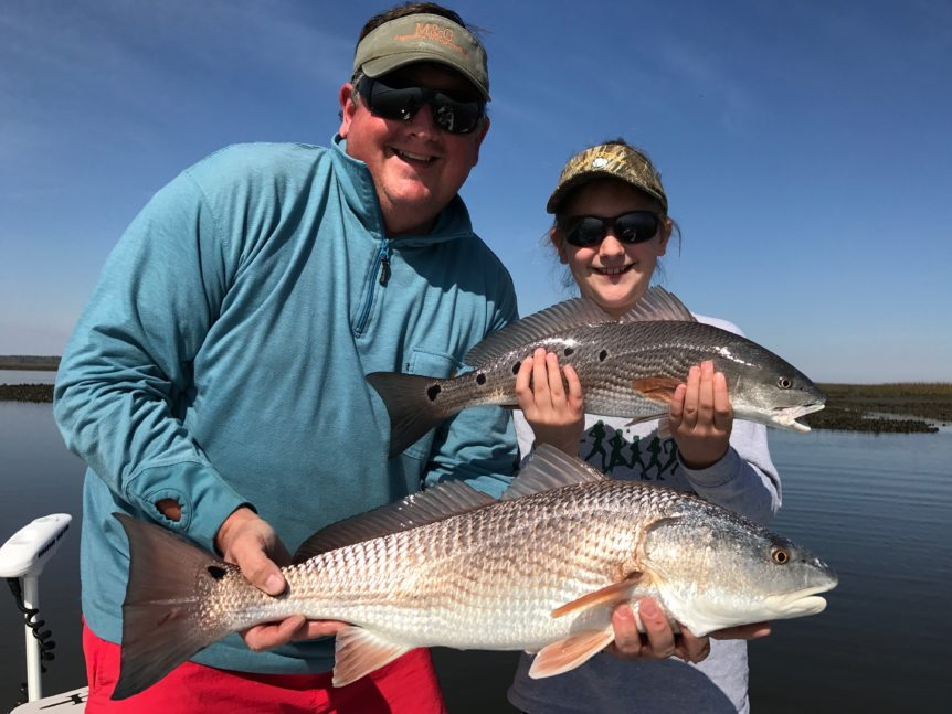 Fishing charters St. Simons Island