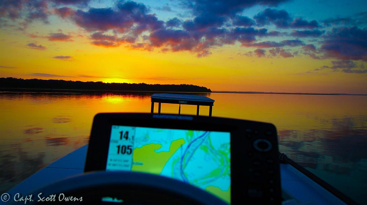 St Simons Island Fishing