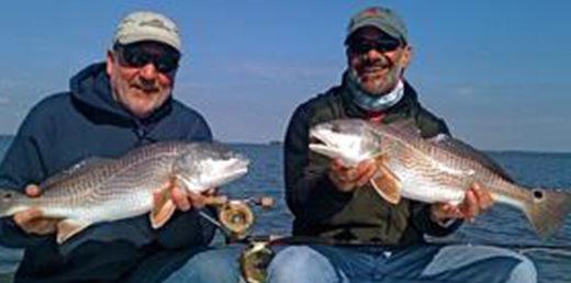 St. Simons Island Fishing Jekyll Island fishing trips