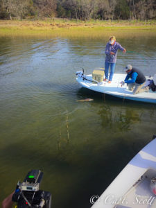 St. Simons Island Fishing report March