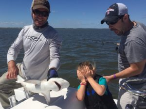 Jekyll Island shark fishing