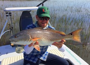 Jekyll Island fly fishing