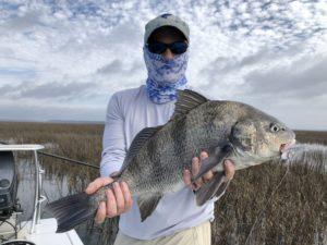 St Simons island fishing report