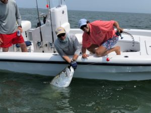 st Simons island tarpon fishing report