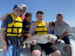 2019 Fall Fishing Report Coastal Georgia