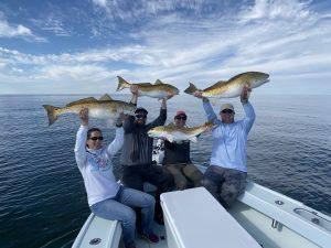 nearshore 2019 Fishing Report St. Simons Island Georgia