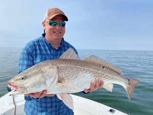 February 2020 Coastal Georgia Fishing Report Near Shore