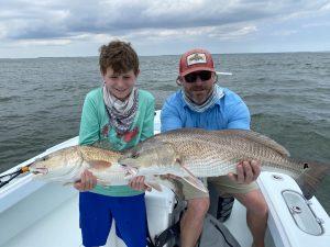 Saint Simons Island fishing report 2020