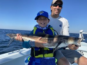 Saint Simons Island fishing report 2020