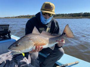 st Simons Island redfish