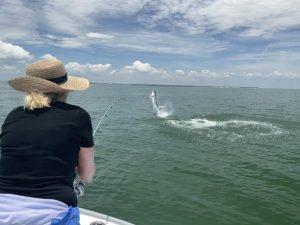 st Simons Island tarpon fishing